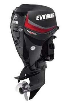 This image has an empty alt attribute; its file name is 115-HP-EVINRUDE-black.jpeg